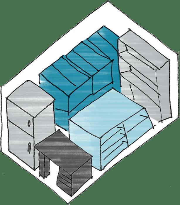 6 m² Box