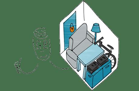 Wie funktioniert StorageBook?